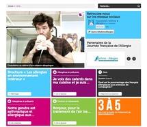 Un nouveau site internet d'informations sur les allergies associées à la pollution intérieure.