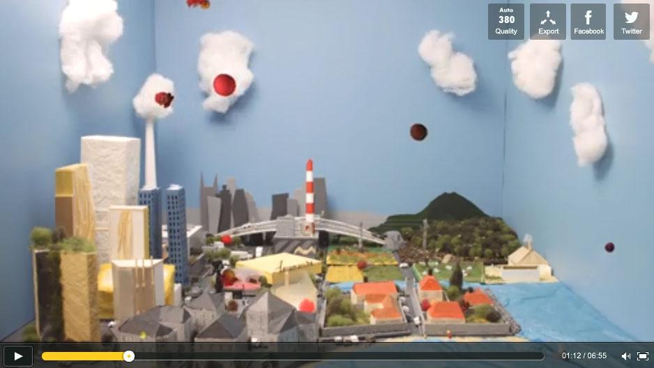 Un film de l'ADEME sur la qualité de notre air